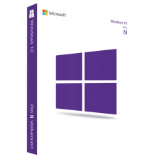 Microsoft Windows 10 Pro N 32&64 Bit (İndirme)