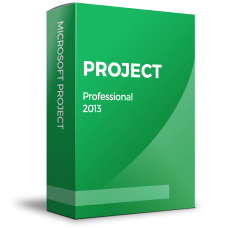 Microsoft Project Pro 2013 (İndirme)