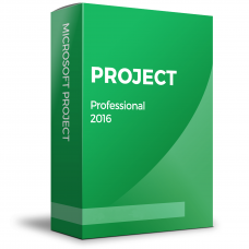 Microsoft Project Pro 2016 (İndirme)