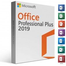 Microsoft Office 2019 Professional Plus 1 PC