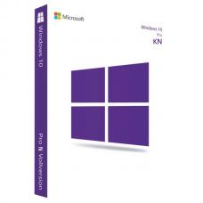 Microsoft Windows 10 Pro KN 32&64 Bit (İndirme)