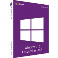 Microsoft Windows 10 Enterprise 2015 LTSB 32&64 Bit (İndirme)